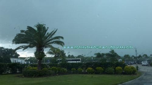 zi cu ploaie Florida